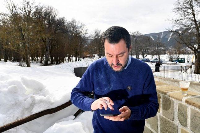 Amnesty to monitor Italian politicians' social media for hate speech