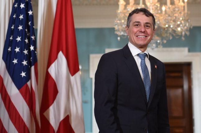 Switzerland agrees to represent US interests in Venezuela
