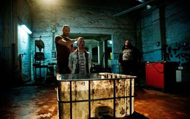 Naples mayor blames hit TV show Gomorrah for rise in violent crime