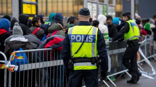 New crime study: Rise in Sweden's rape stats can't be tied to refugee influx