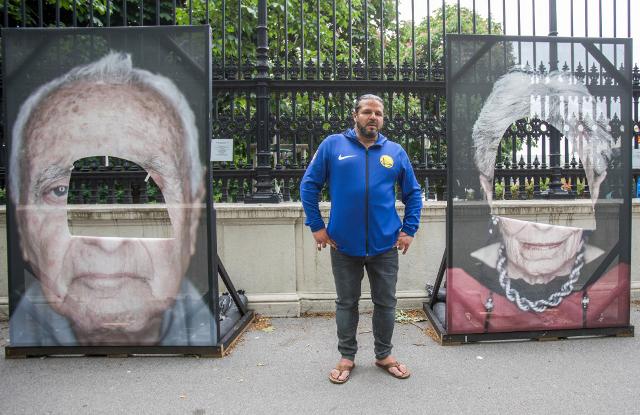 'Shocking' vandalizations of Holocaust art installation: Austrian president