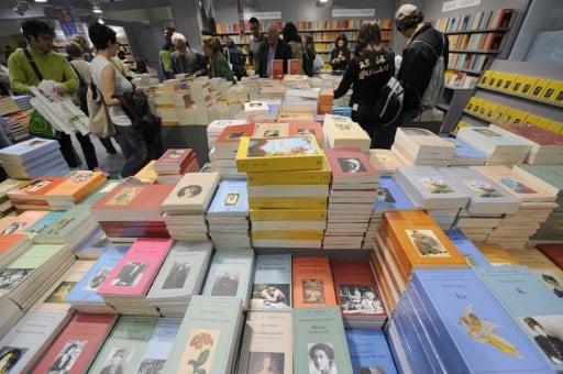 Turin book fair boycott row over Salvini's far-right publisher