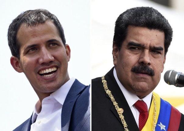 Oslo hosting talks on Venezuela crisis, but US remains focused on Maduro