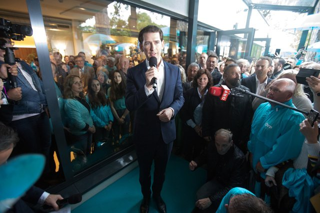 'Fierce' campaign ahead for Austria after Sebastian Kurz voted out