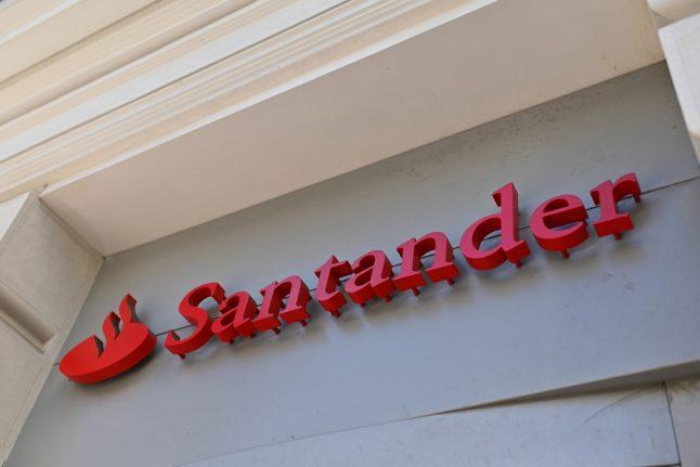 Santander wants to slash 3,700 jobs in Spain