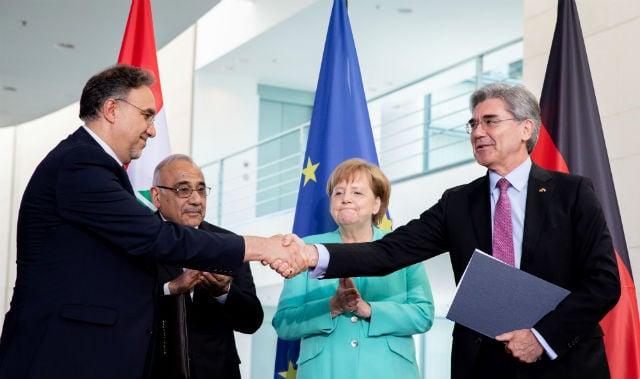 Siemens signs 'roadmap' deal on $14bn Iraq grid upgrade
