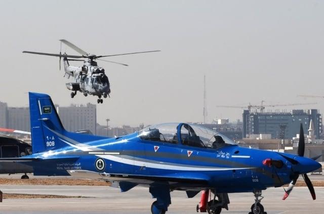 Swiss ban aerospace firm Pilatus from operating in Saudi, UAE
