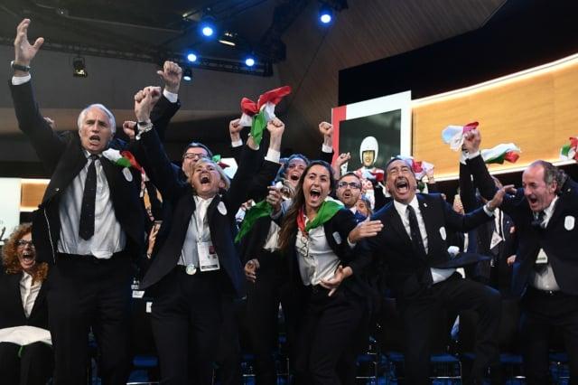 Italy beats Sweden to host 2026 Winter Olympics