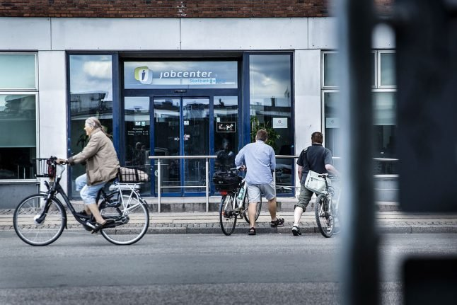 Number of people receiving Danish unemployment benefit hits ten-year low