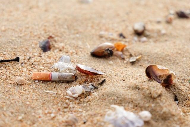 Ban smoking on Italian beaches: consumer watchdog