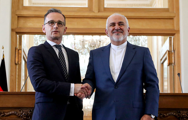 German Foreign Minister Heiko Maas urges Iran not to quit nuclear deal