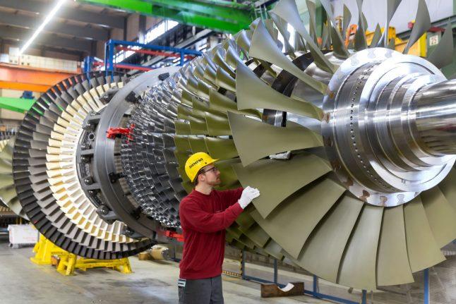 Siemens to cut 1,400 jobs in Germany