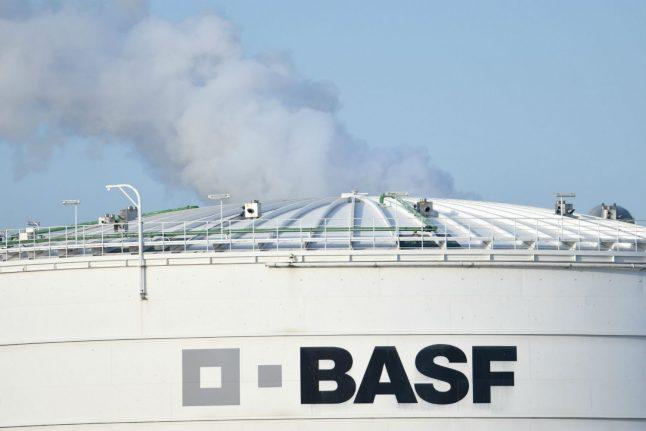 Chemical giant BASF to slash 3,000 jobs in Germany
