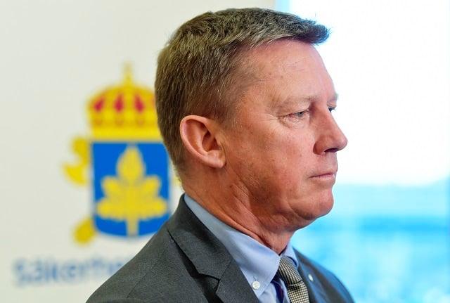 Sweden's security police request deportations over suspected terror links