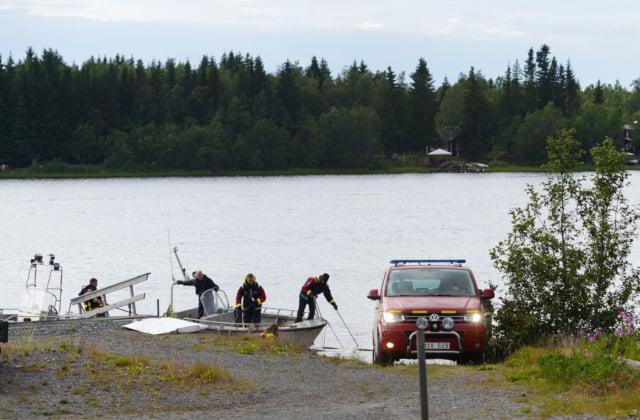 Swedish investigators begin probe into plane crash tragedy that killed nine people