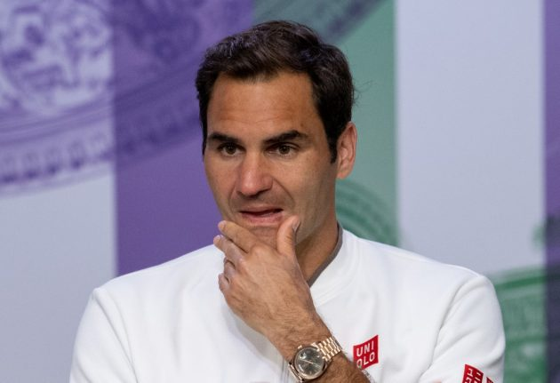 Federer rues 'missed opportunity' to win ninth Wimbledon title