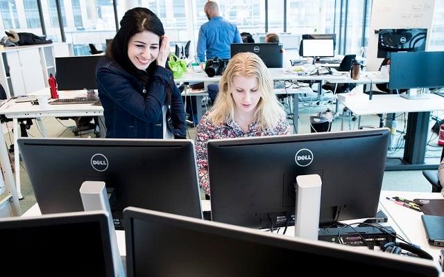 The internship programme offering new arrivals a 'headstart' in the Swedish job market