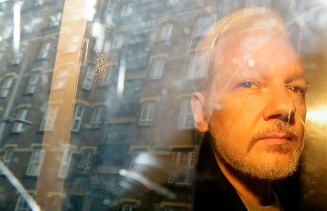 UN expert defends Assange article criticizing Swedish police