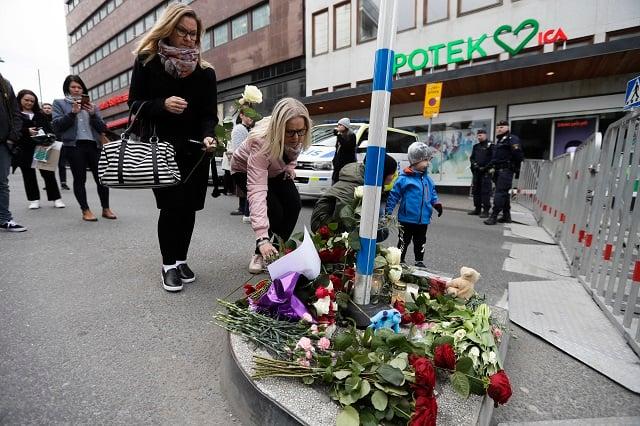 Sweden to deport Ukrainian survivor of 2017 terror attack