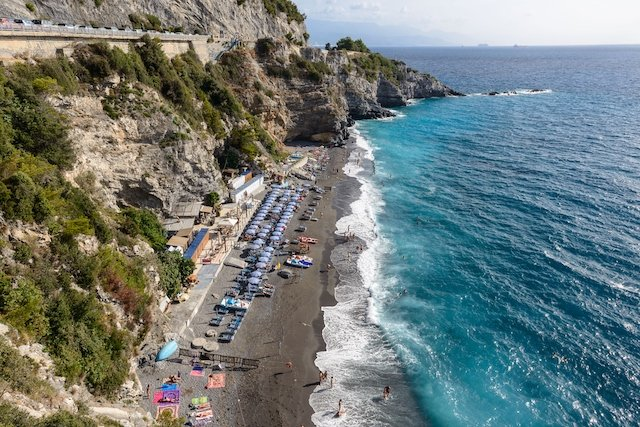 Young tourist badly injured in Italy by bin thrown at tent