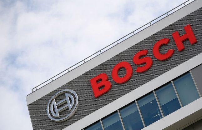 Car market slowdown 'threatens jobs' at Germany's Bosch