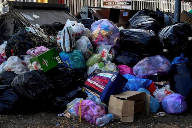 Rats and resignations plague Rome as rubbish crisis intensifies