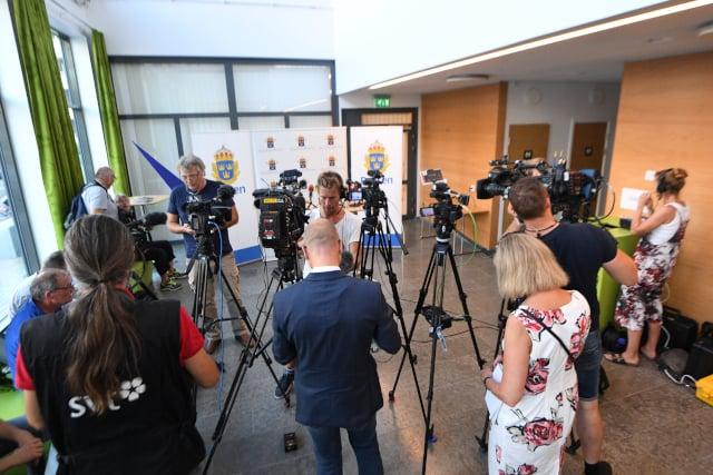 In the news: How often do crime stories make headlines in Sweden?