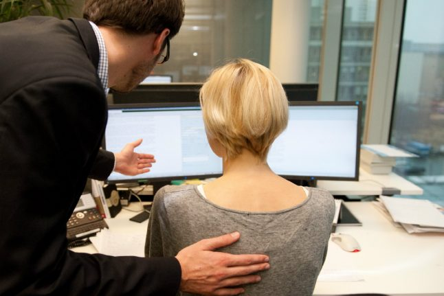 Revealed: This is the extent of sexual harassment in Germany's workplaces