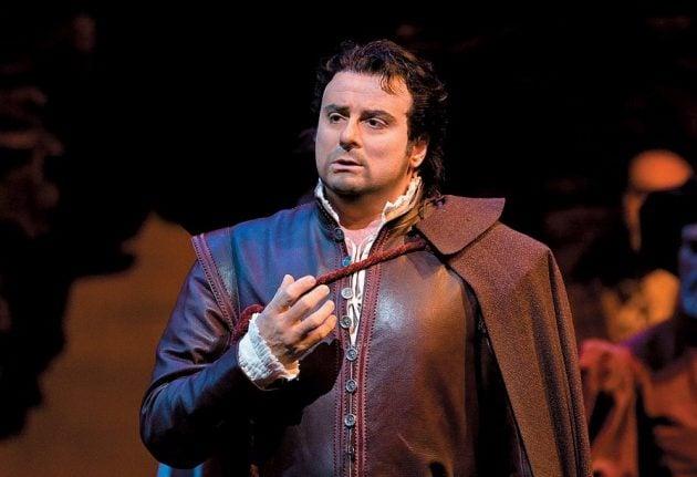 'A tenor with a golden voice': Opera world mourns Italian singer Marcello Giordani