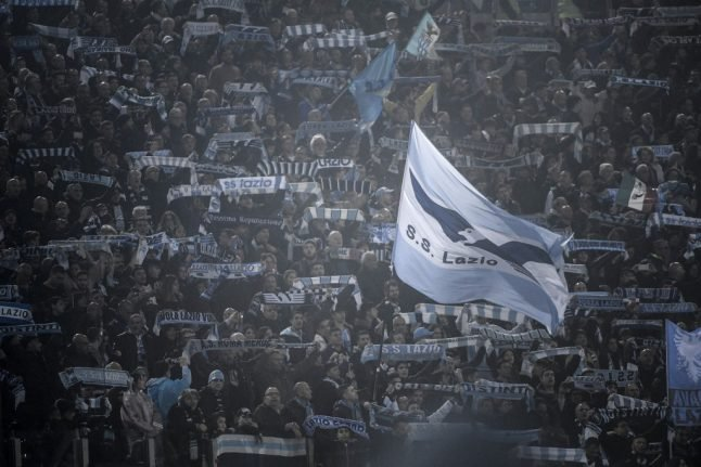 'Love Lazio, Fight Fascism': New fan group aims to change football club's image