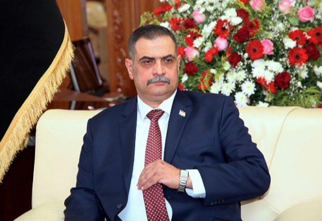 Swedish prosecutors investigate Iraqi minister for 'crimes against humanity'