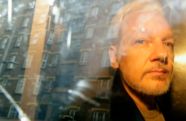 Swedish prosecutor drops Julian Assange rape investigation