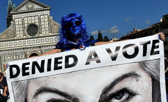 Angry and alienated: How Britons in Italy feel at being denied a vote in the UK general election