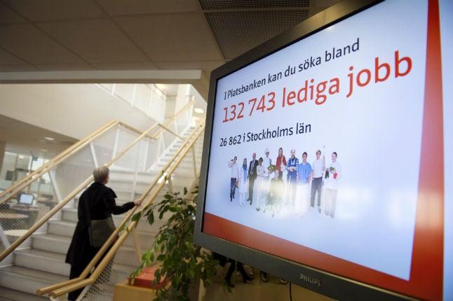 Sweden heads for economic slowdown EU warns