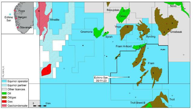 Equinor makes major oil find in North Sea