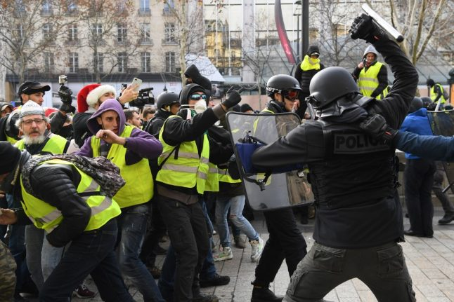 'Yellow vests' and strikes fail to put off foreign investors in France