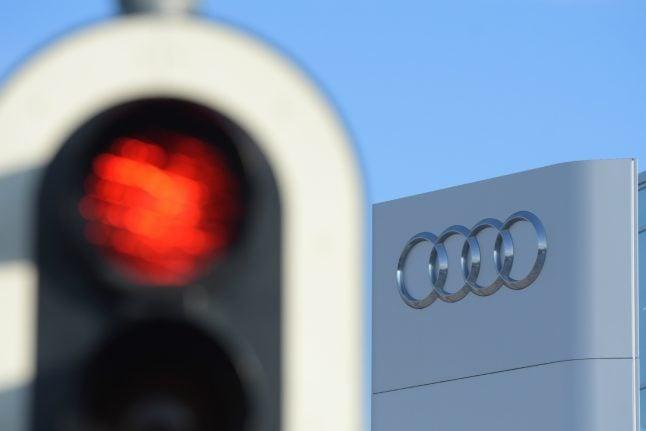 Audi set to slash 9,500 jobs in Germany