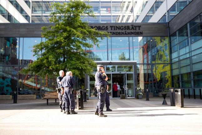 Poland to deport Swedish neo-Nazi