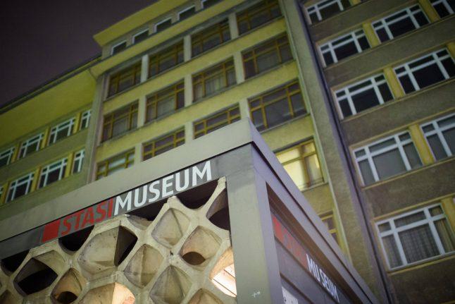 Thieves raid East German Stasi museum in Berlin