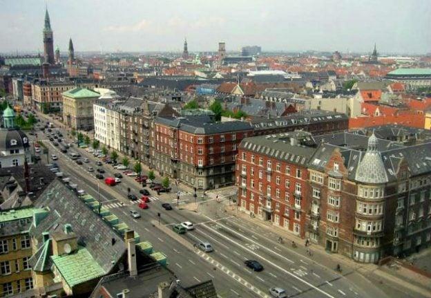 Tour de France to close one of Copenhagen's busiest streets