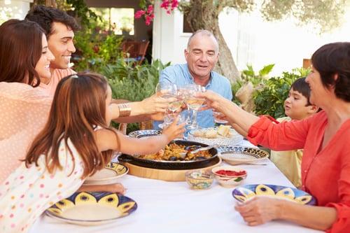 The strange things Spanish parents do raising their children