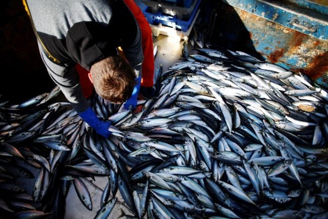 France tells Britain – remember that you export most of your fish to the EU
