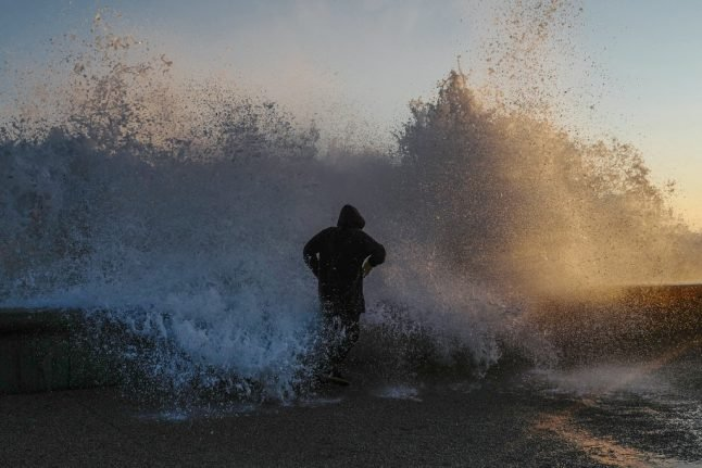 One dead as Storm Ciara reaches Italy
