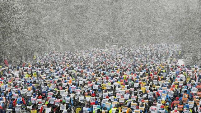 Vasaloppet ski race saved by last-minute snow dump