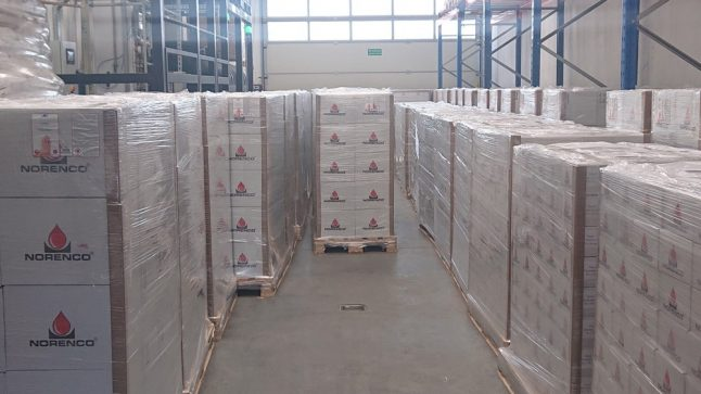 Poland blocks hand sanitiser shipments destined for Norway