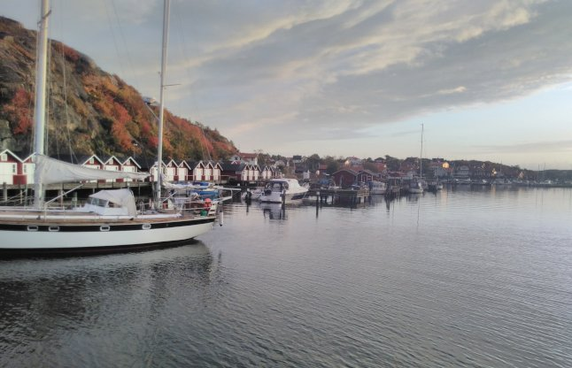My life in the Gothenburg archipelago in times of corona