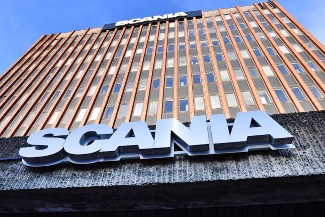 Scania suspends European truck production over coronavirus
