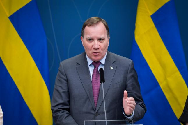 Swedish PM urges against non-essential travel amid coronavirus outbreak