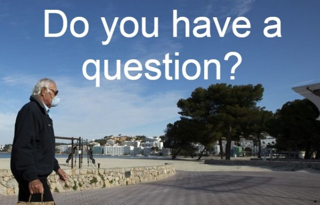 Q&A session for Brits in Spain on coronavirus and Brexit