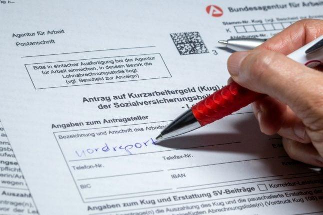 Kurzarbeit: German partial unemployment 'to exceed 2009 financial crisis level'